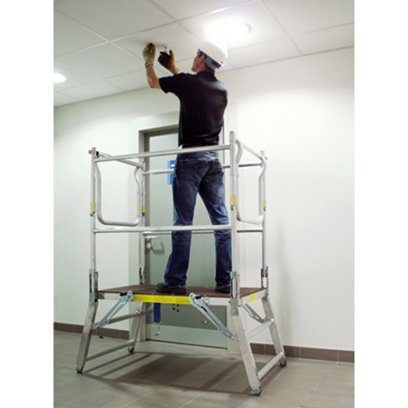 Deltadeck Low Level Access Hire From Zig Zag Access