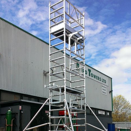 Mobile Tower Hire One-Man