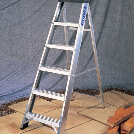 Aluminium-Swingback-Step-Ladders