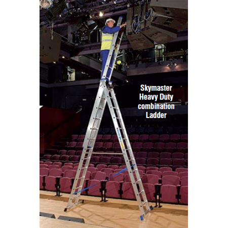 Heavy Duty Combination Ladders Sales Amp Hire
