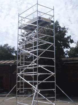 Affordable Scaffold Tower Hire in Bradford