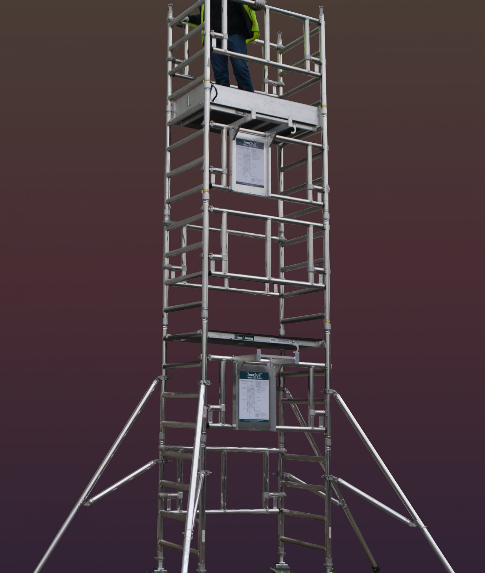 One Man Tower 7