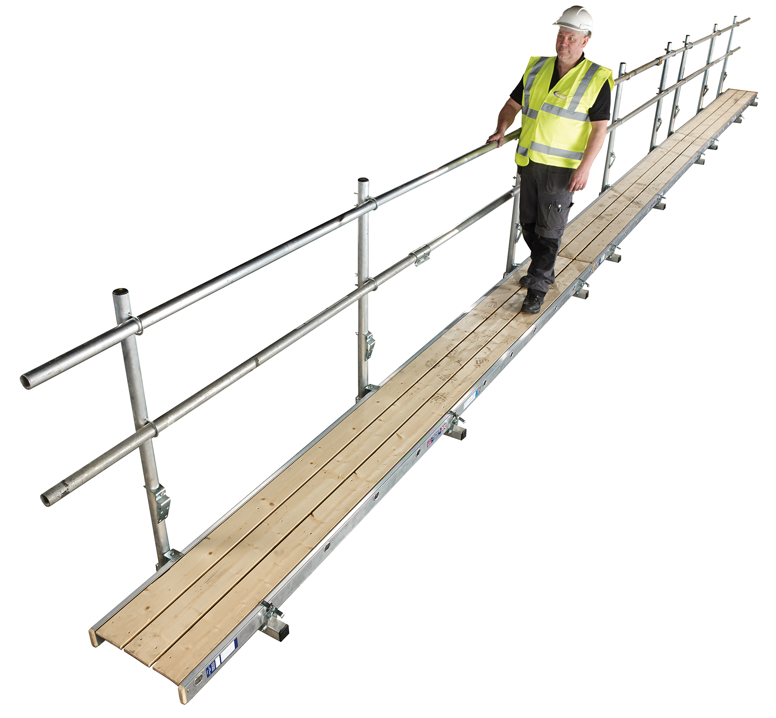 Staging Boards Zig Zag Access